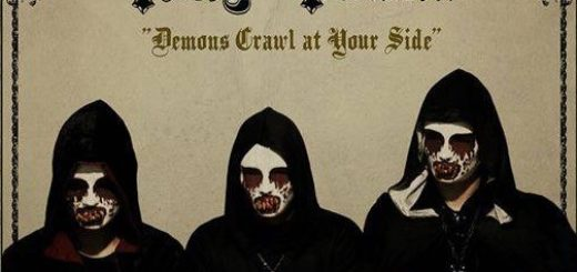 Demons Crawl At Your Side - Nuovo album per Tony Tears