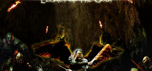 Legacy Of The Gods - Nuovo LP per gli Arcane Tales