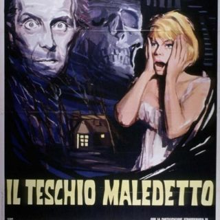 My Weird Drive-In – Il teschio maledetto