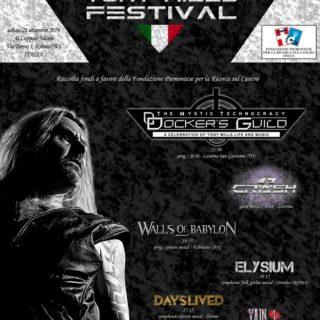 Completo il programma del Tony Mills Festival