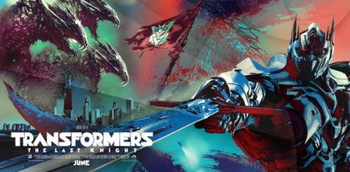 Transformers - L'ultimo cavaliere di Michael Bay