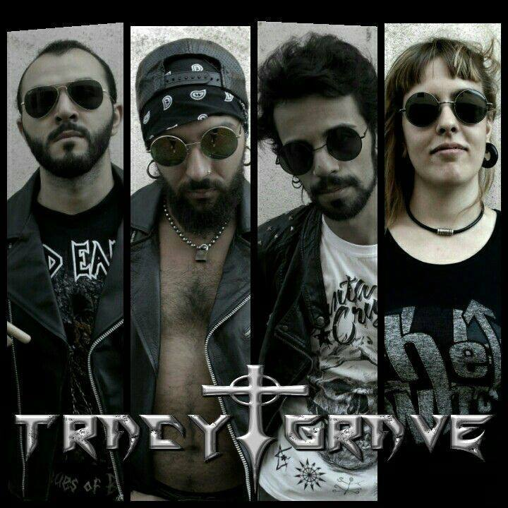 Tracey Grave: da solista a band