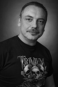 Alessandro Manzetti aka Caleb Battiago