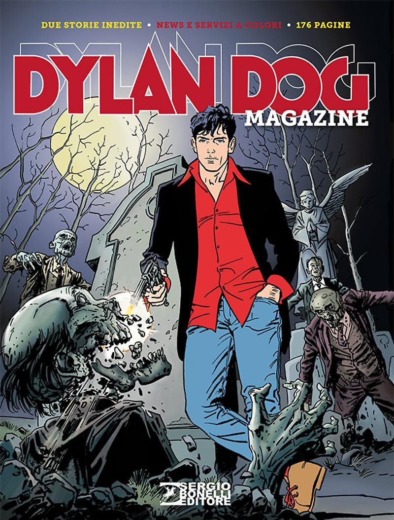 Dylan Dog Magazine 16 - Il mostruoso banchetto