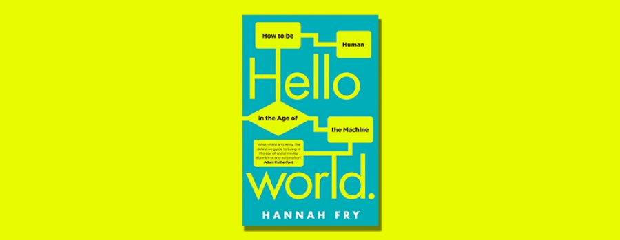 Hello World di Hannah Fry