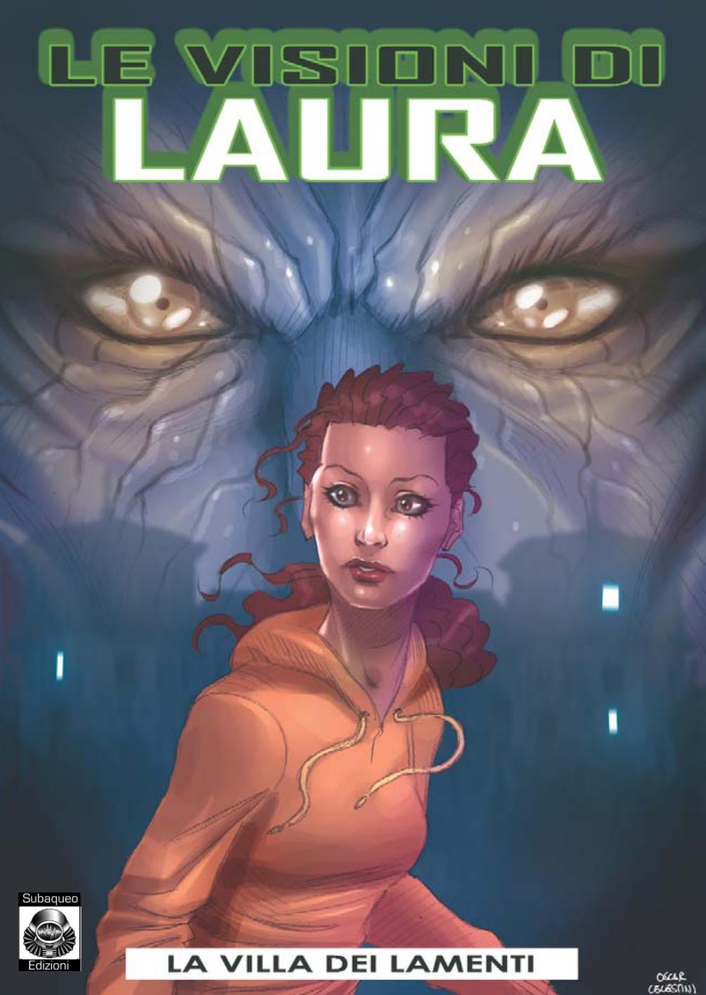 Le visioni di Laura 2 - La villa dei lamenti di Gordiano Lupi