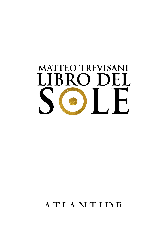 Libro del sole di Matteo Trevisani