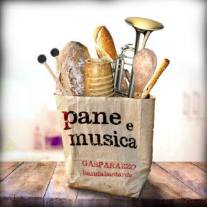 Pane e musica - Cd per i Gasparazzo Bandabastarda