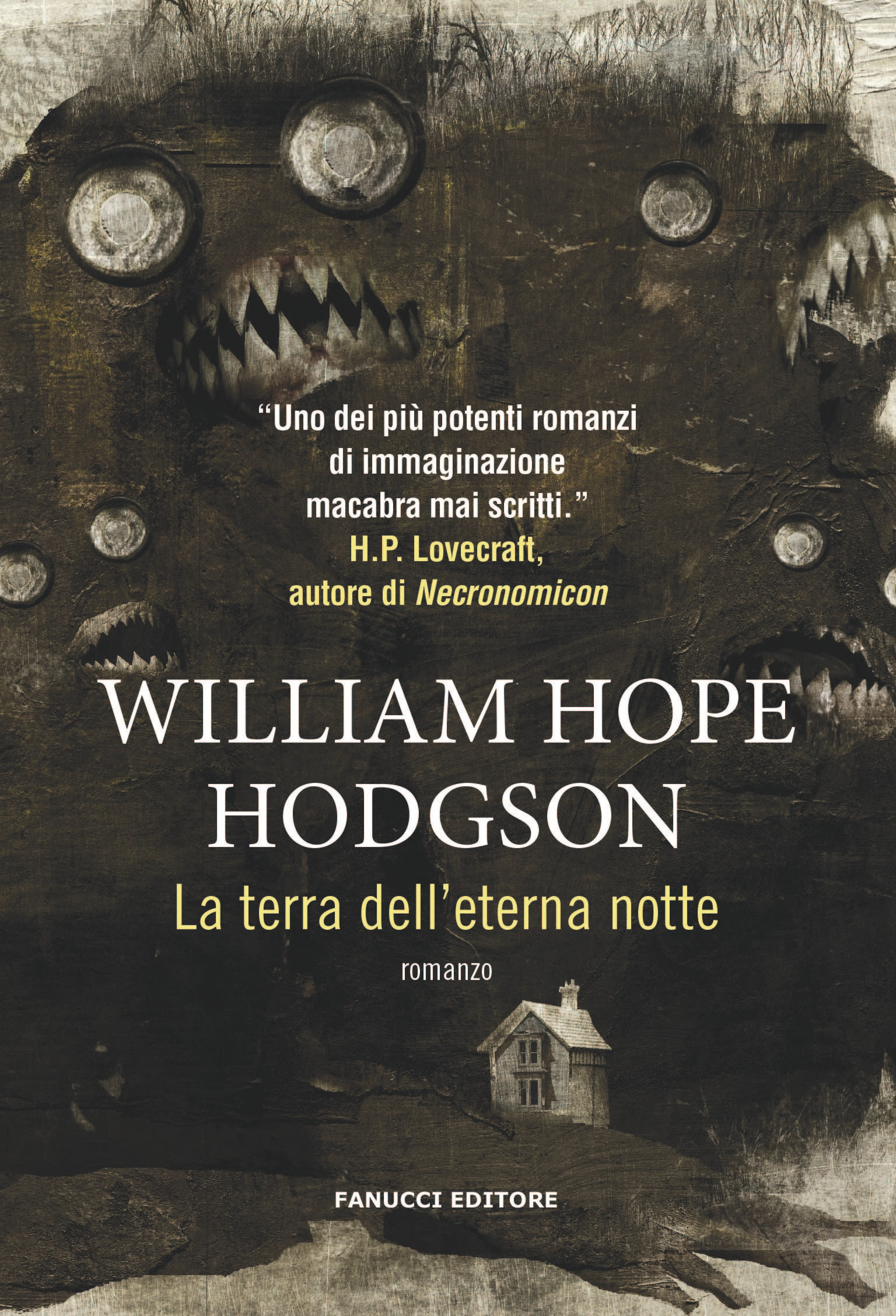 La terra dell'eterna notte di William Hope Hodgson