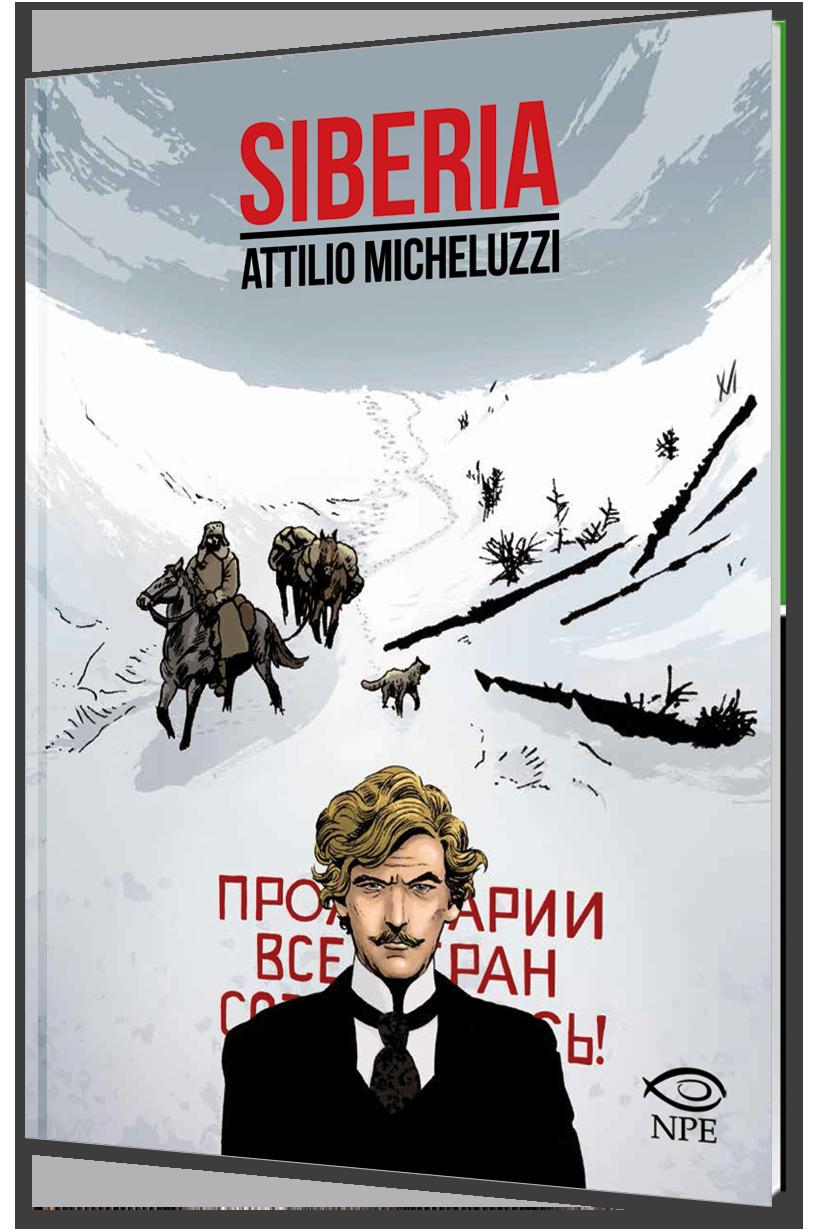 Siberia di Attilio Micheluzzi