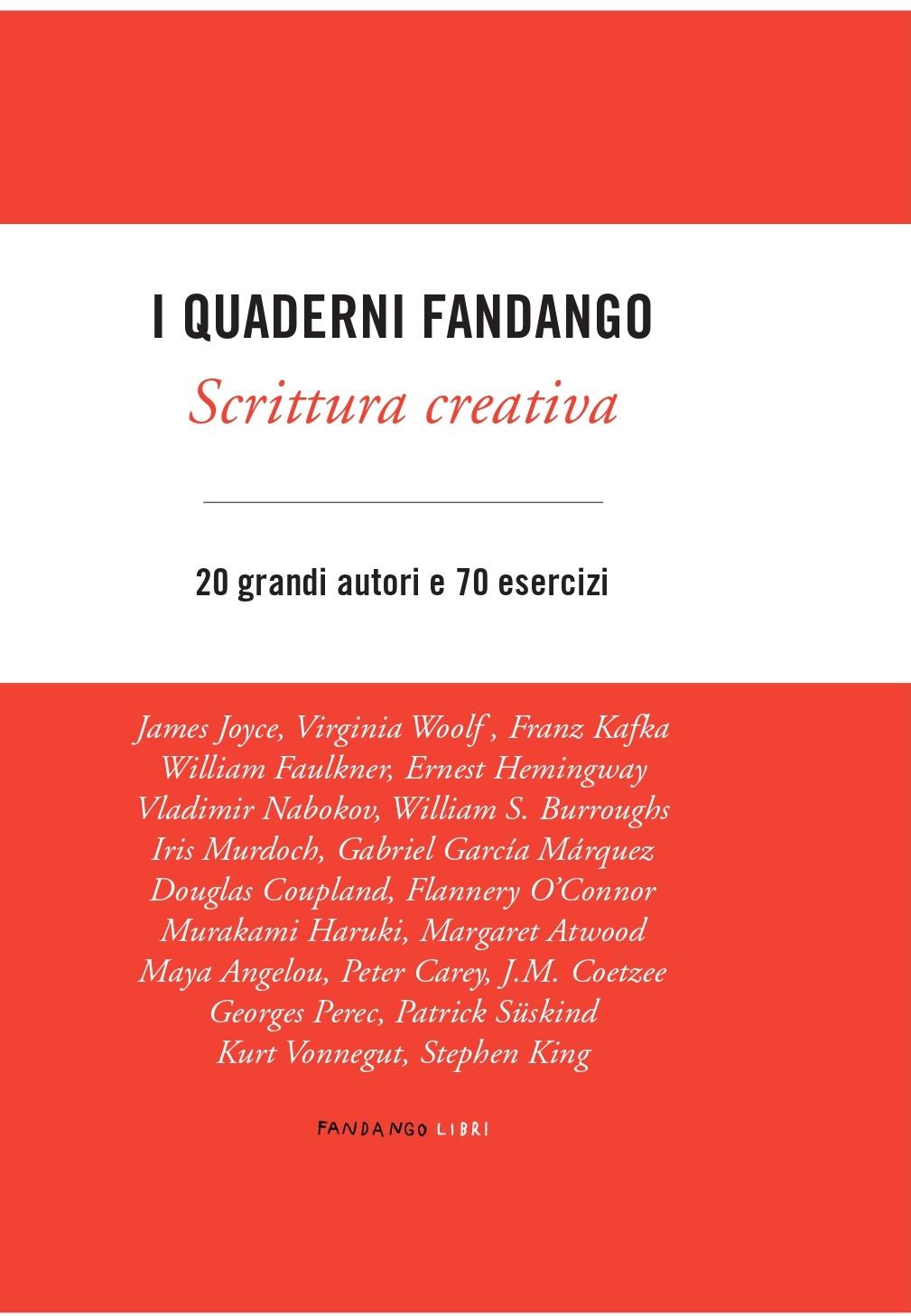 Quaderni Fandango di Scrittura Creativa