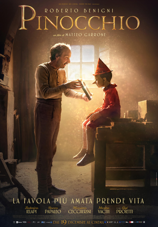 Pinocchio di Matteo Garrone