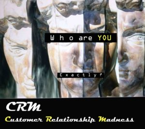 Who are you exactly? - Album d'esordio per i CRM