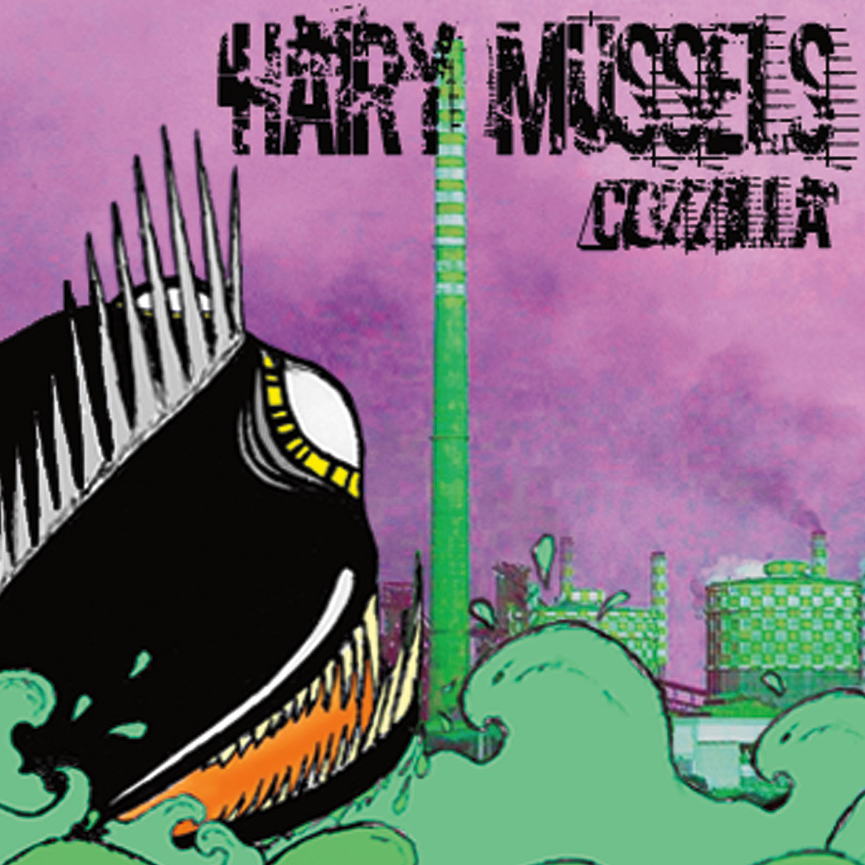 Cozzilla - Nuovo album per gli Hairy Mussels