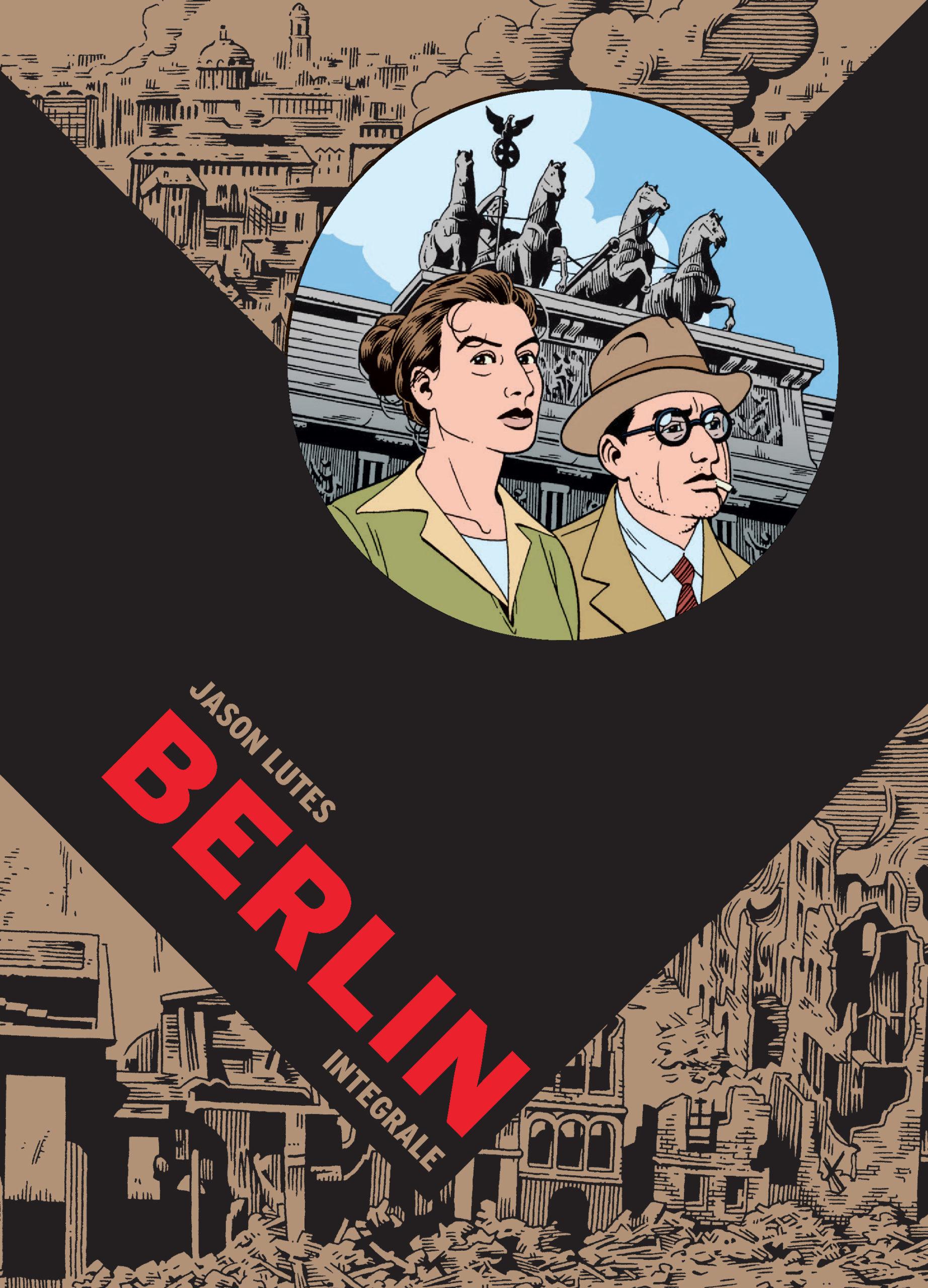 Berlin di Jason Lutes