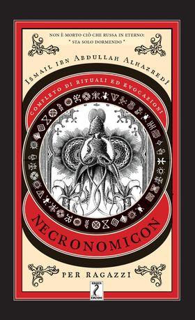 Necronomicon per ragazzi di Fabio Larcher