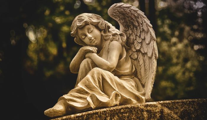 L'angelo custode di Luca Bonatesta